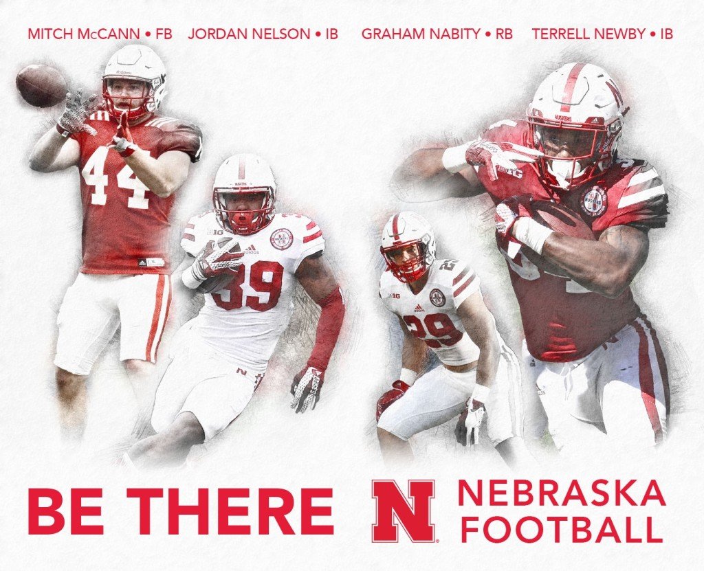 andy wenstrand (dot com) | 2016 nebraska football schedule cards